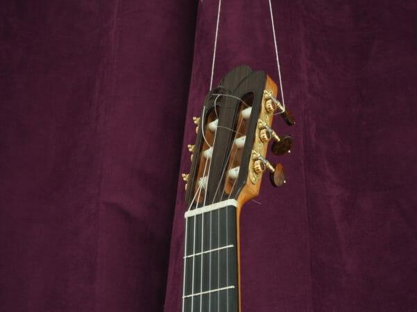 Stanislaw Partyka Konzert gitarre Meistergitarre Meistergitarre gitarrenbauer lattice