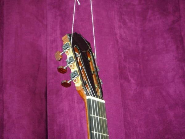 Konzert gitarre Meistergitarre Meistergitarre gitarrenbauer Robin Moyes