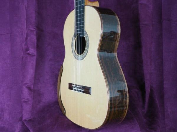 John Price Konzert gitarre Meistergitarre Meistergitarre gitarrenbauer lattice 16PRI357