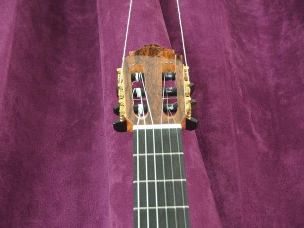 John Price Konzert gitarre Meistergitarre Meistergitarre gitarrenbauer lattice