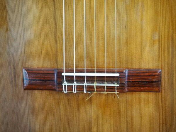 Konzert gitarre Meistergitarre Meistergitarre gitarrenbauer ian Kneipp beleistung lattice