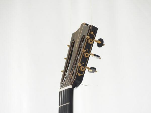 Meistergitarre gitarrenbauer Jeroen Hilhorst Nr.118 doubletop Fichtedecke 16HIL118 -01