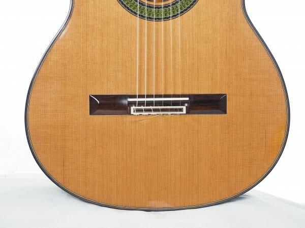 Konzert gitarre Meistergitarre Meistergitarre gitarrenbauer reza safavian
