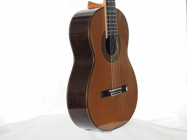 Meistergitarre gitarrenbauer Reza Safavian 17SAF001-02