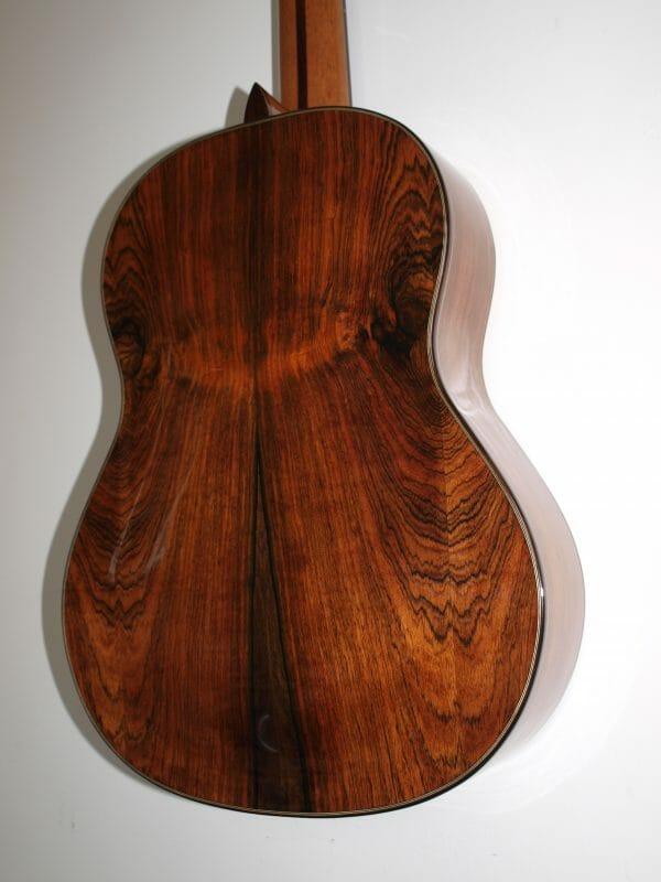 Klassische Meistergitarre Konzertgitarre du gitarrenbauer Stanislaw Partyka.