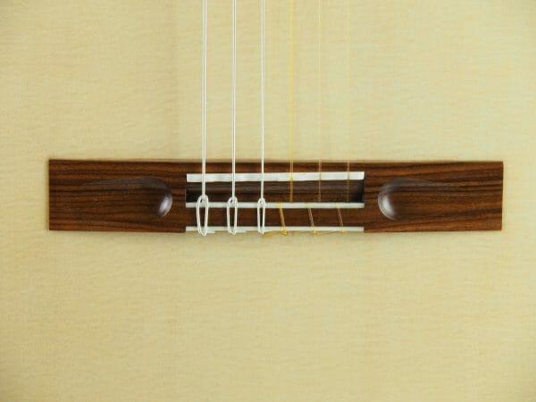 Stanislaw Partyka Klassische gitarre de gitarrenbauer table lattice