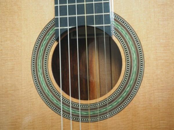 Konzert gitarre Meistergitarre Meistergitarre gitarrenbauer Stanislaw Partyka