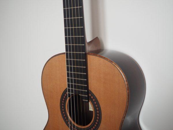 Robin Moyes gitarrenbauer Klassische Meistergitarre Konzertgitarre