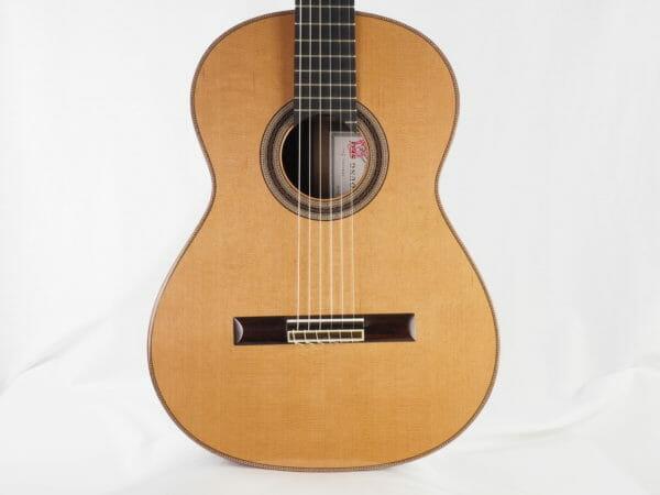 Young Seo Meistergitarre gitarrenbauer S Korea 17SEO017