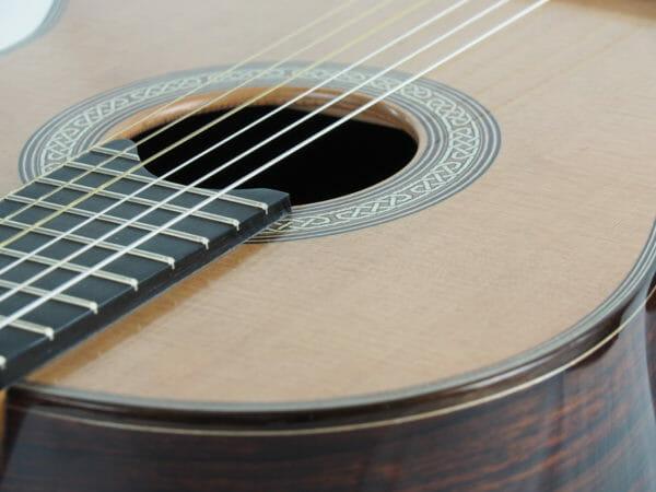Michael O'Leary Meistergitarre Nr. 026